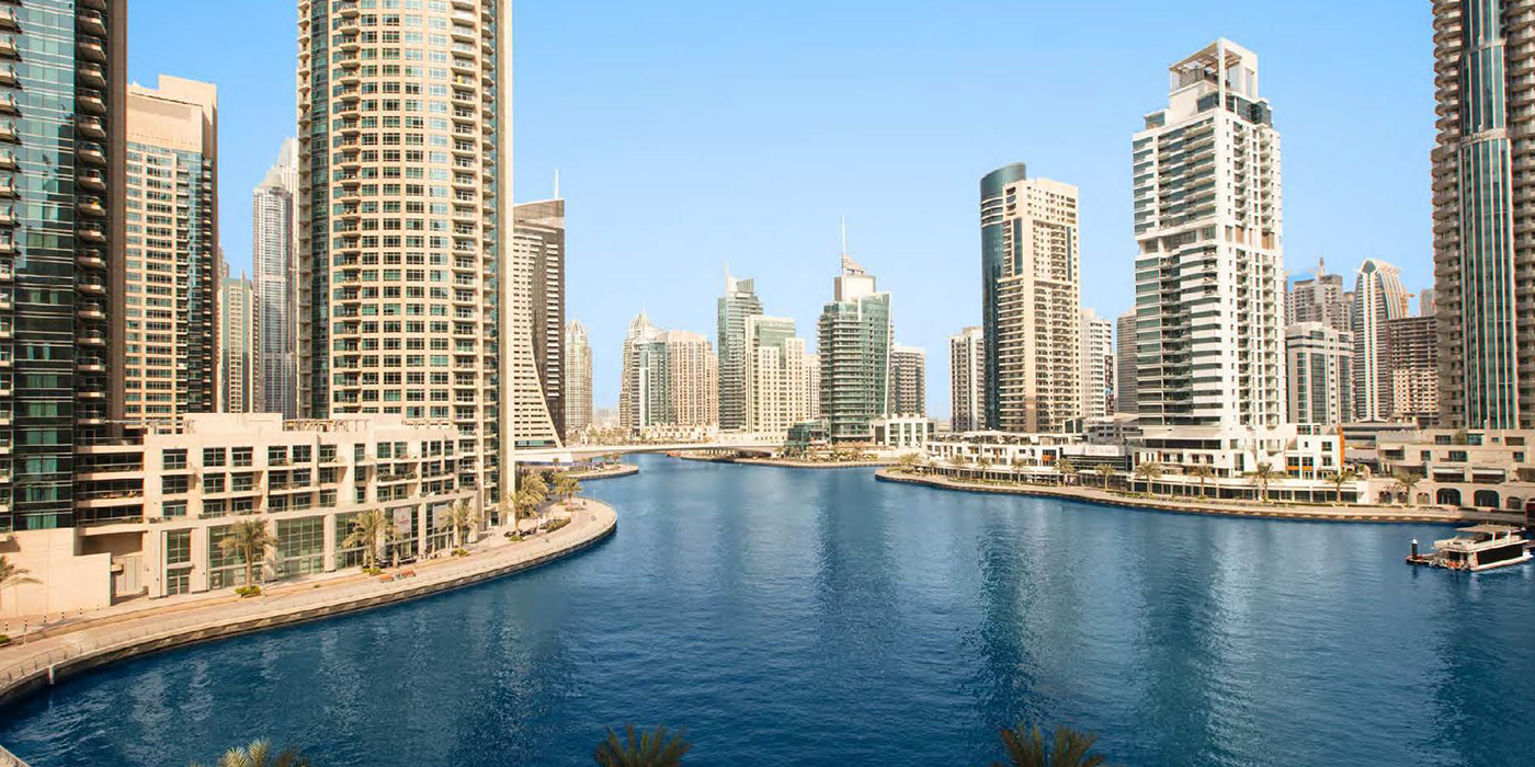 LIV Residences Apartments in Dubai Marina amenities